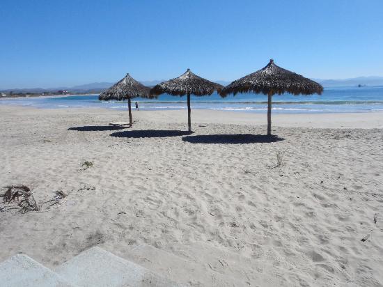 Tenacatita Beach : shade