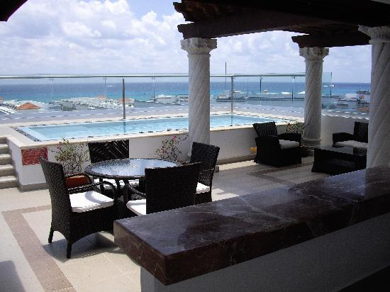 Penthouse Suite 770 - Picture of Hilton Playa del Carmen, an