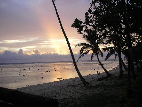 Tambua Sands : Sunset in Paradise