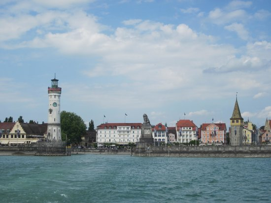 A view of lindau picture of baden wurttemberg germany - Mobelhauser baden wurttemberg ...