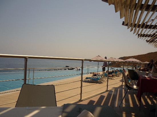 Michelangelo Resort and Spa: Restaurant