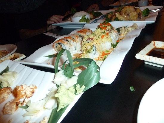 Umami Asian Cuisine: sushi
