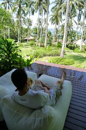 Shantaa Koh Kood: Enjoy the sea breeze & sea view