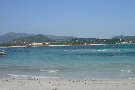 Hotel Blu Marlin: beach2
