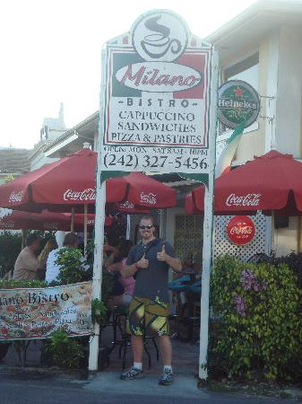 Cafe Milano : Great Experience!