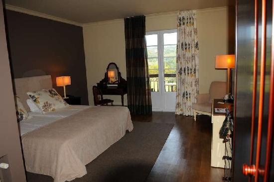 Quinta do Furao: the room