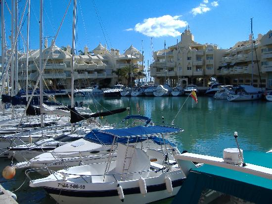 Hotel Riu Nautilus: The beautiful harbour