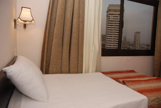 El Tonsy Hotel: Single room with N|ile view