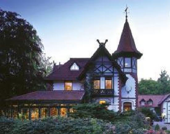 Romantik Hotel Jagdhaus Waldfrieden Quickborn Tyskland