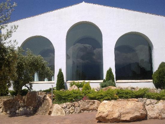 Hacienda Senorio de Nevada: fachada