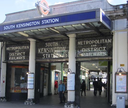 Kensington Station Apartments