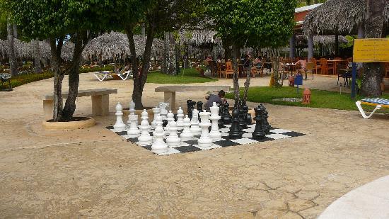Iberostar Costa Dorada: le jeu d'échecs