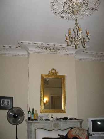 Villa St. Simon : Inside of a room