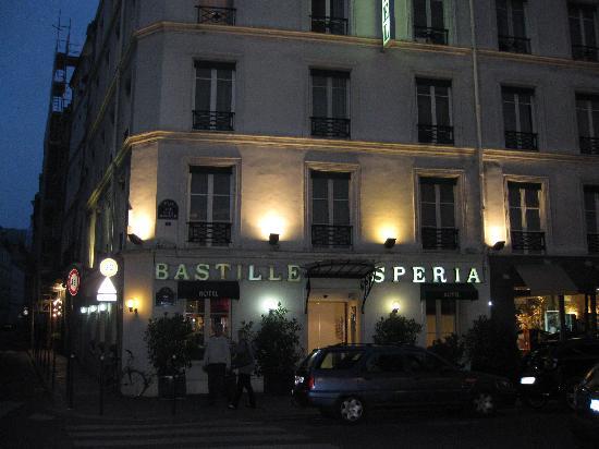 Hotel Bastille Speria: exterior