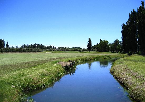 Algodon Wine Estates & Champions Club: Golf Course