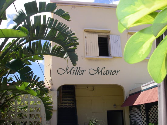 Miller Manor Guest House: The Miller Manor
