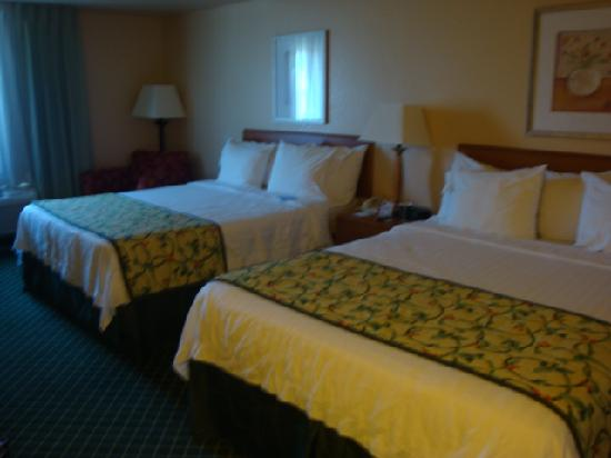 Country Inn & Suites by Radisson, Phoenix Airport, AZ: comfy as can be