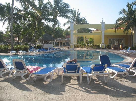 Cayo Guillermo, Cuba: pool