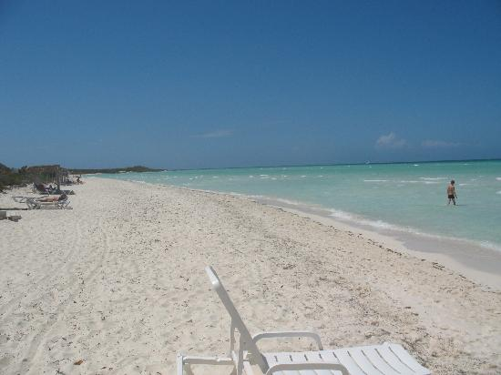 Cayo Guillermo, Küba: more beach
