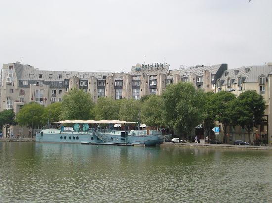 Hotel Ibis Paris La Villette