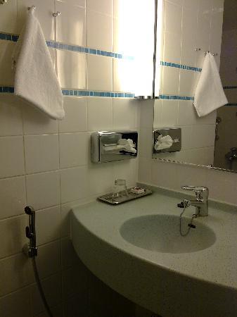 Original Sokos Hotel Pasila: No frills here