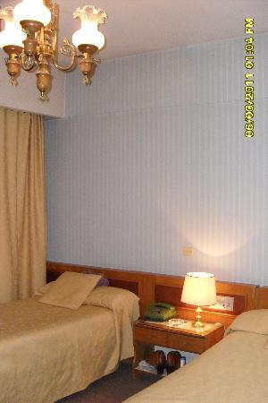 Blanro Hotel: habitaciones