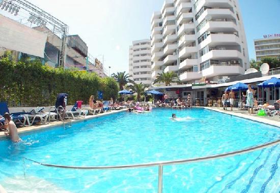 Magaluf Playa Apartments Piscina