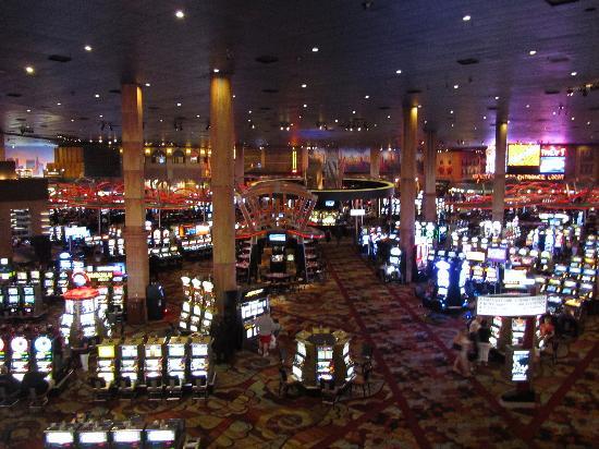 Map Of New York New York Casino.The Casino Floor Picture Of New York New York Hotel And Casino