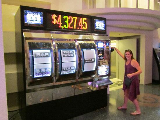 Hot City spelautomater på nätet