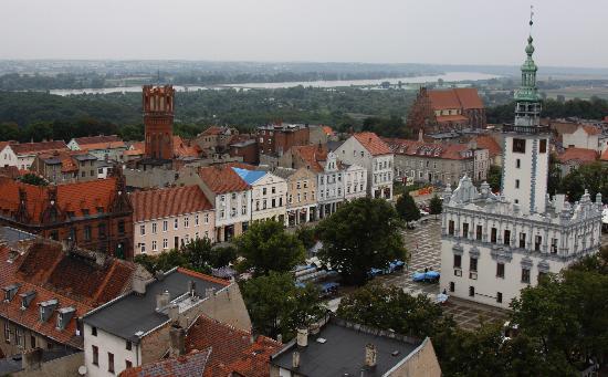 Karczma Chelminska: Chelmno's Old Town
