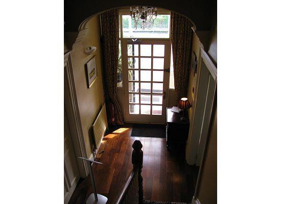 Somerton House: Entry Hall