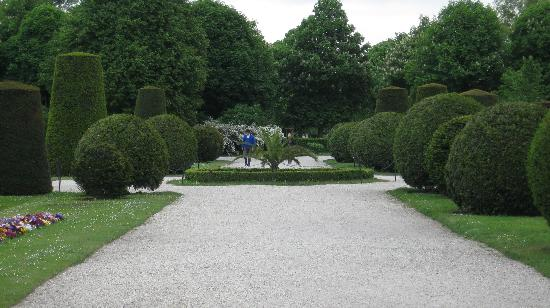 Hotel Viktoria: Schonbrunn garden