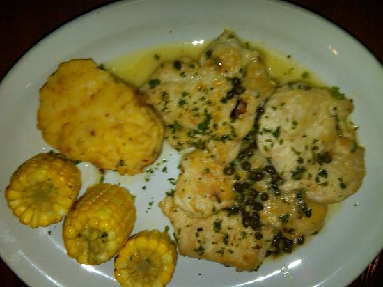 Kenwood Lane Grille: delightful chicken picata