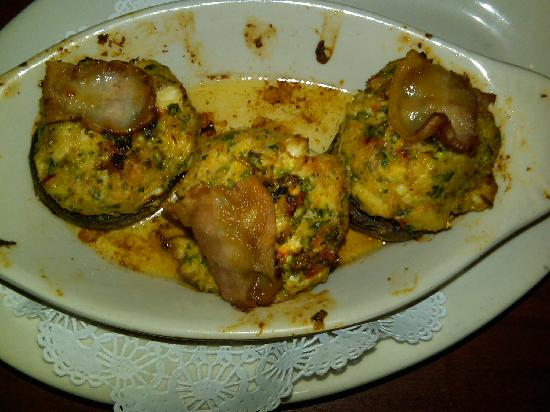 Kenwood Lane Grille: delectable stuffed mushrooms