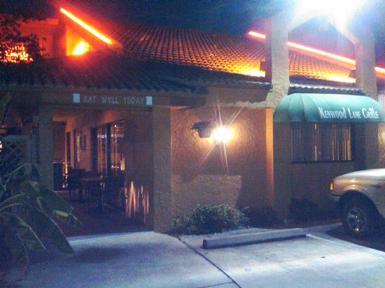 Kenwood Lane Grille: resturaunt