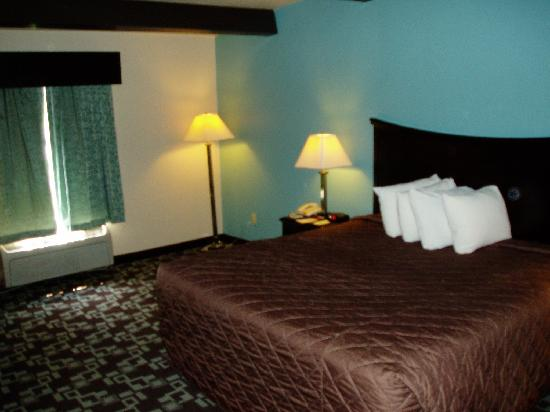 Super 8 Daleville/Roanoke: room