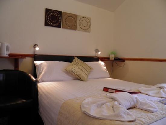 Lynbar Guesthouse: Double ensuite room