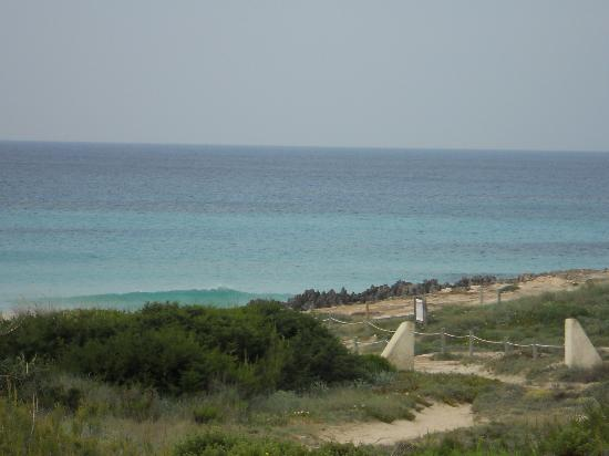 Sant Francesc de Formentera, Spain: vista dalla camera