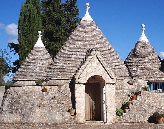 Agritrulli residence