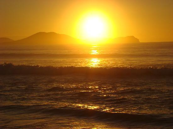 Pousada Laguna: Amanecer Espectacular