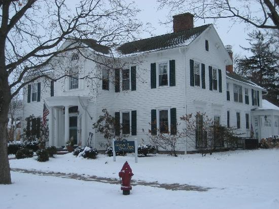 Chestnut Street Inn: So cozy even in January!