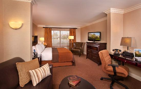 Ayres Inn & Suites Ontario Mills Mall: Executive King Studio Suite