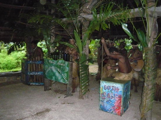 Potret Port Vila
