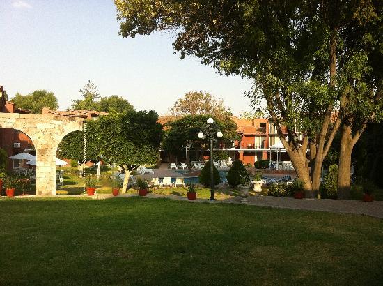 Real de Minas San Miguel de Allende: Vista área alberca