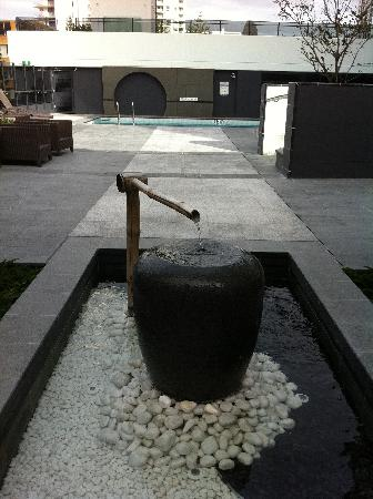 Peppers Broadbeach: Zen Garden