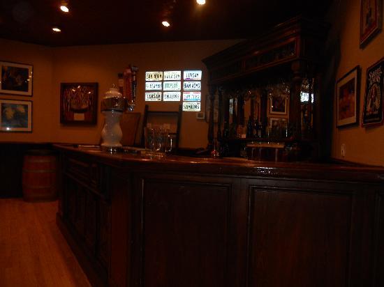 Samuel Adams Brewery : tasting room