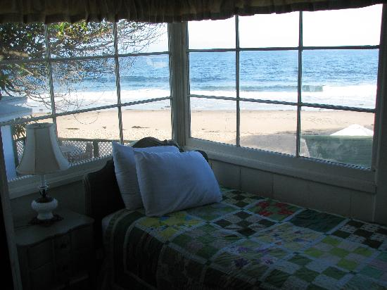 Painter S Cottage Sunporch Picture Of Crystal Cove Beach