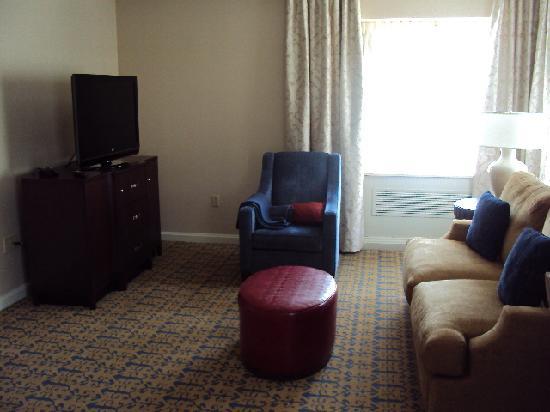 Capital Hilton : Room