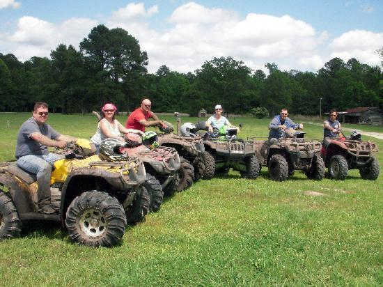 Ash Myrtle Beach Atv Tours Our Muddy Group