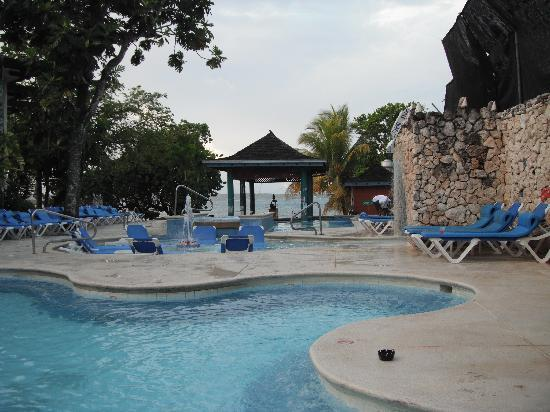 Not the main pools - Picture of Hedonism II, Negril ...